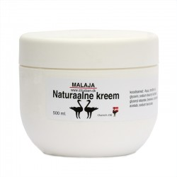 Naturaalne kreem 500ml