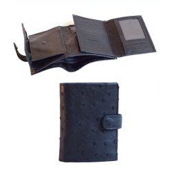 Must rahakott tripiga
